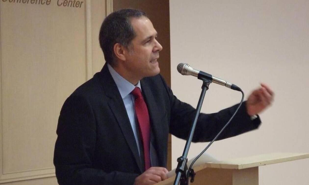 Άγριο επεισόδιο Τζήμερου - Πρωτούλη στο Περιφερειακό Συμβούλιο