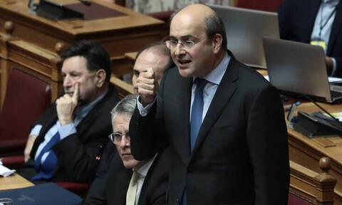 ΔΕΗ: Άγρια κόντρα στη Βουλή