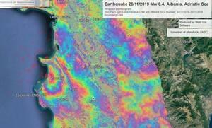 Σεισμός στην Αλβανία: Το έδαφος ανυψώθηκε πάνω από 8 εκατοστά στο Δυρράχιο (pic)