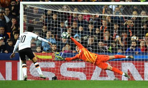 Champions League: Ματσάρα χωρίς νικητή το Βαλένθια-Τσέλσι!