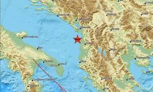 Σεισμός στην Αλβανία: Ισχυρή μετασεισμική δόνηση κοντά στο Δυρράχιο (pics)