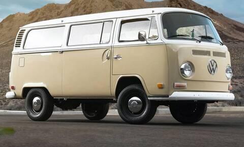 Με ηλεκτρική καρδιά η κλασική κλούβα της VW