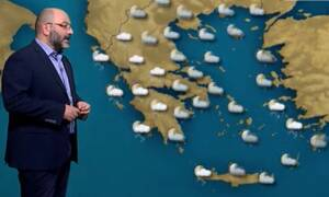 Καιρός: Επιδείνωση τις επόμενες ώρες! Πού θα βρέξει... Η ανάλυση του Σάκη Αρναούτογλου (video)