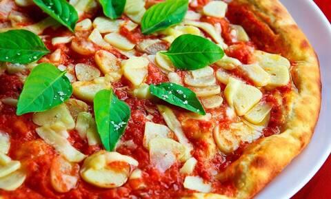 Εσύ ξέρεις γιατί η πίτσα είναι στρογγυλή; (pics)