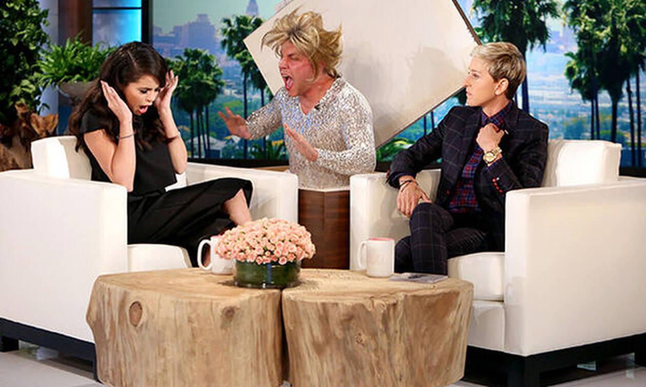 Οι ωραιότερες φάρσες της Ellen DeGeneres σε διάσημους είναι αυτές (vid)