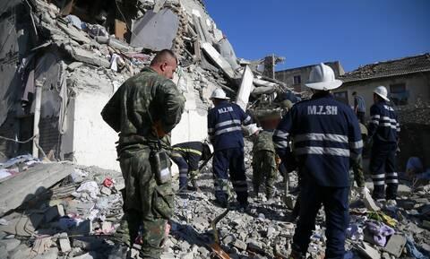 Σεισμός Αλβανία: Θρήνος για τον Έντι Ράμα - Νεκρή η σύντροφος του γιου του (pic)