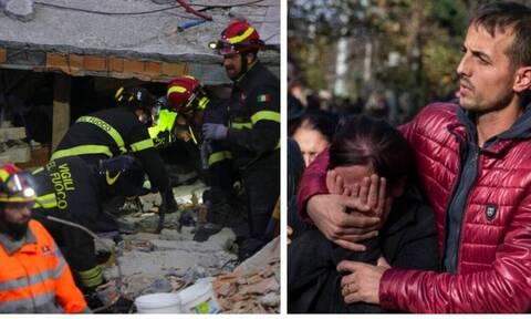 Число погибших в результате землетрясения в Албании достигло 39 человек