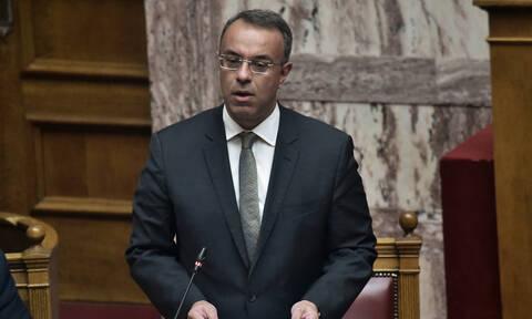 Σταϊκούρας: Προϋπολογισμός αισιοδοξίας και ρεαλισμού - Στόχος μας η ενίσχυση της μεσαίας τάξης