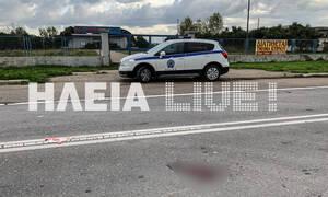 Πύργος: Σοβαρό τροχαίο με τραυματία έναν 25χρονο