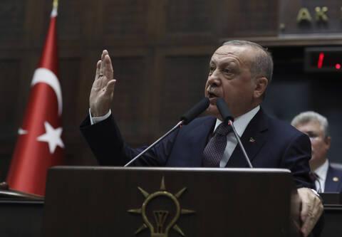 Πρόκληση δίχως τέλος από την Άγκυρα: Τουρκία και Λιβύη «μοιράζουν» τη Μεσόγειο – Τι ζητά ο Ερντογάν