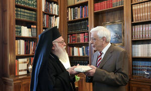 Σεισμός Αλβανία: Επικοινωνία Παυλόπουλου-Αρχιεπίσκοπου Αναστάσιου -«Είμαστε δίπλα σας»