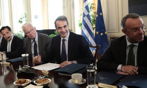 Μητσοτάκης στο υπουργικό συμβούλιο: 30 νομοσχέδια θα έχουν ψηφιστεί μέχρι το τέλος του χρόνου