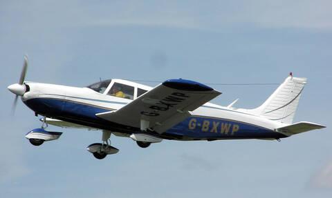 Συνετρίβη αεροπλάνο σε δάσος στον Καναδά