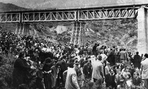Σαν σήμερα το 1964 πνίγεται στο αίμα ο επίσημος εορτασμός στον Γοργοπόταμο