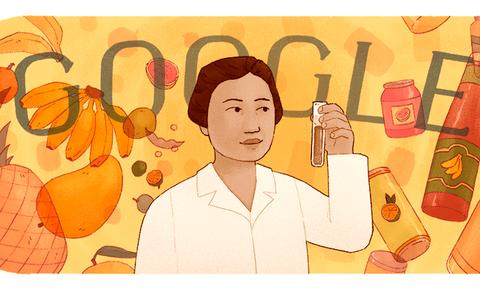 Αφιερωμένο στην Maria Ylagan Orosa το σημερινό doodle της Google