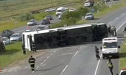 Τραγωδία στην Αργεντινή: Δύο μικροί μαθητές σκοτώθηκαν σε τροχαίο δυστύχημα με σχολικό λεωφορείο