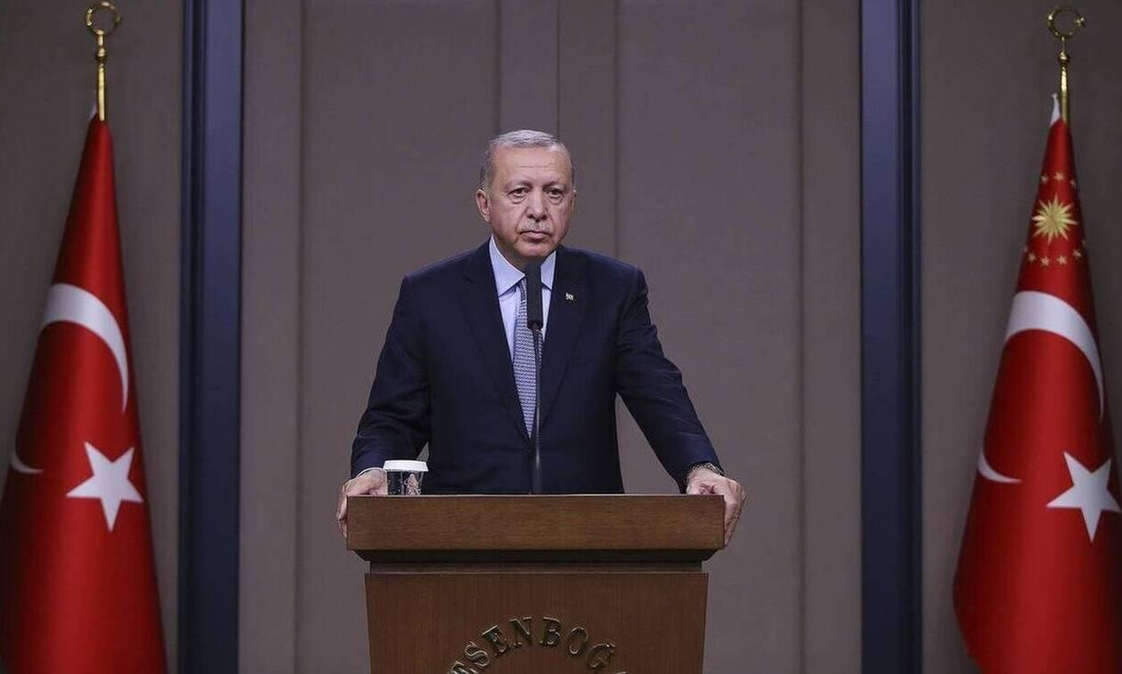 «Πόκερ» Ερντογάν με Λιβύη στο Αιγαίο: Οι Τούρκοι «διαγράφουν» την Κρήτη