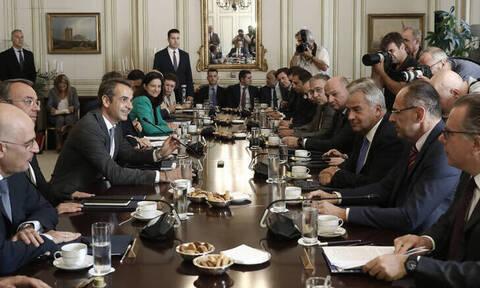 Δημοσκόπηση Opinion Poll: Αυτός είναι ο υπουργός του Μητσοτάκη με το χειρότερο ποσοστό δημοφιλίας
