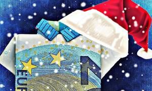 Δώρο Χριστουγέννων 2019: Πότε πληρώνει ο ιδιωτικός τομέας και πότε ο ΟΑΕΔ