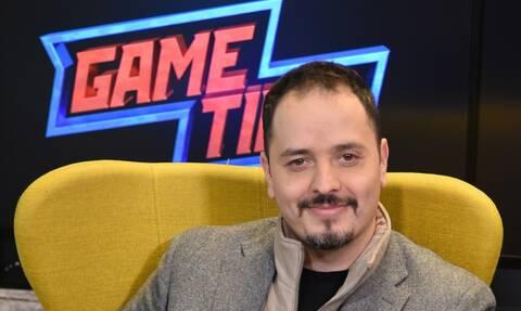 Ξεκαρδιστικός Αλέξανδρος Τσουβέλας στο Game Time του ΟΠΑΠ