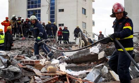 Σεισμός Αλβανία: Ανθρωπιστική βοήθεια από τον Ελληνικό Ερυθρό Σταυρό