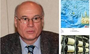 Γ. Παπαδόπουλος: Είναι μαθηματικώς βέβαιο ότι θα έχουμε μεγάλους σεισμούς