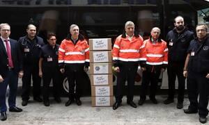Σεισμός: Στην Αλβανία αποστολή των Γιατρών του Κόσμου και η Ομάδα Άμεσης Δράσης του ΙΣΑ