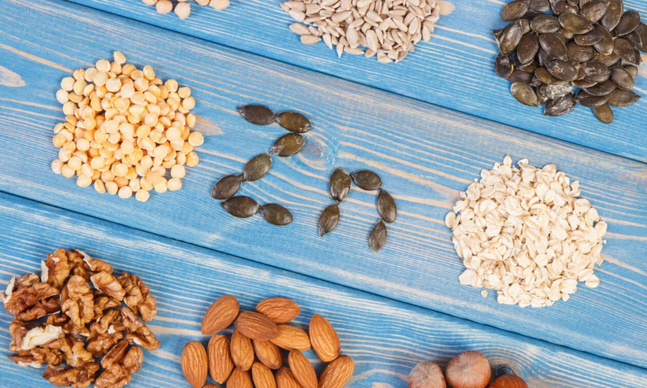 Διατροφή: Οι καλύτερες πηγές ψευδαργύρου σε φωτογραφίες