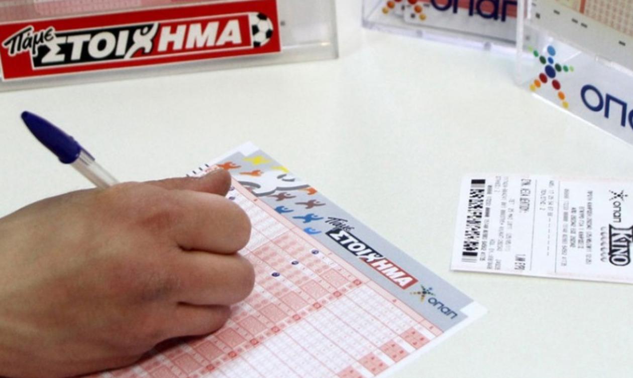 Πάμε Στοίχημα: Πόνταρε 10 ευρώ σε 14 αγώνες και τίναξε το ταμείο στον αέρα...