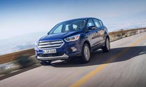 To Ford Kuga είναι μια καταξιωμένη επιλογή με εξαιρετικό value for money, από 21.375 ευρώ