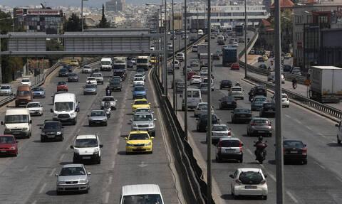 Κίνηση: Χάος στην Αθήνα - Ποιους δρόμους να αποφύγετε