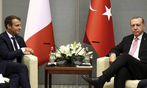 Άγρια κόντρα Γαλλίας – Τουρκίας: Ερντογάν σε Μακρόν - «Είσαι εγκεφαλικά νεκρός»
