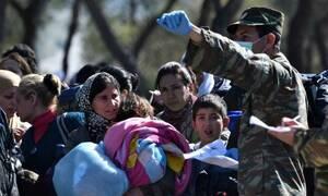 Πάνω από 55.000 οι πρόσφυγες και μετανάστες στις δομές φιλοξενίας των Ενόπλων Δυνάμεων