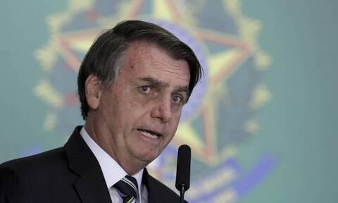 Μπολσονάρου: Ο Λεονάρντο Ντι Κάπριο χρηματοδότησε εμπρησμούς στον Αμαζόνιο