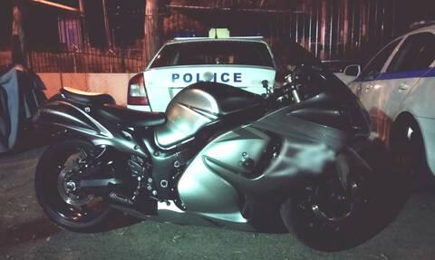 Βουλιαγμένη: Πρόστιμο 2.440 ευρώ σε μοτοσικλετιστή - Δείτε τι έκανε!