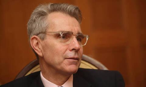 Διευκρινίσεις Πάιατ για την ανακοίνωση της πρεσβείας για πιθανό τρομοκρατικό χτύπημα στην Ελλάδα
