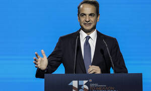 PM Mitsotakis at ND congress: Development is for all, and newly produced wealth will be distributed