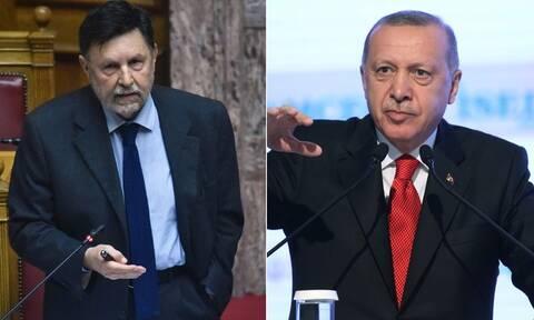 Διπλωματικό επεισόδιο Ελλάδας - Τουρκίας: Αποχώρησε από εκδήλωση ο Έλληνας υφυπουργός Περιβάλλοντος