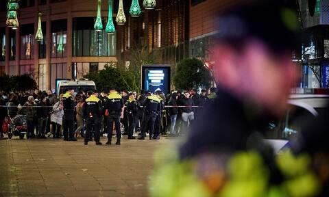Ολλανδία: Συνελήφθη ύποπτος για την επίθεση στη Χάγη (pics)