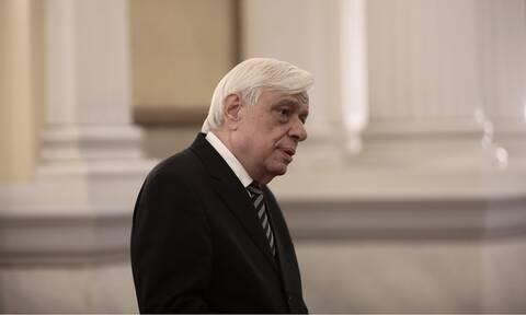 Παυλόπουλος: Το «Μνημόνιο Κατανόησης» Τουρκίας - Λιβύης πρέπει να καταγγελθεί από την Ε.Ε.
