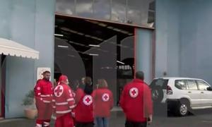 Σεισμός στην Αλβανία: Το One Channel καταγράφει τη συνδρομή του Ελληνικού Ερυθρού Σταυρού
