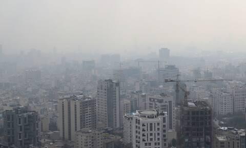 Ιράν: Τα σχολεία έκλεισαν σε ορισμένες περιοχές της χώρας λόγω της ατμοσφαιρικής ρύπανσης