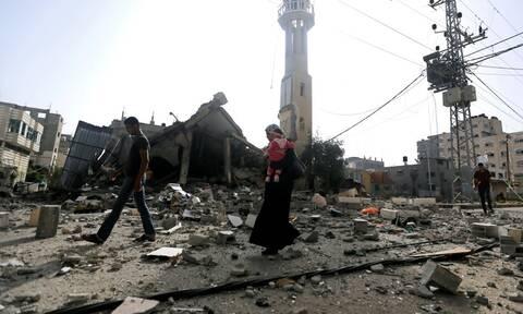 Ένας Παλαιστίνιος νεκρός από ισραηλινά πυρά στην κατεχόμενη Δυτική Όχθη