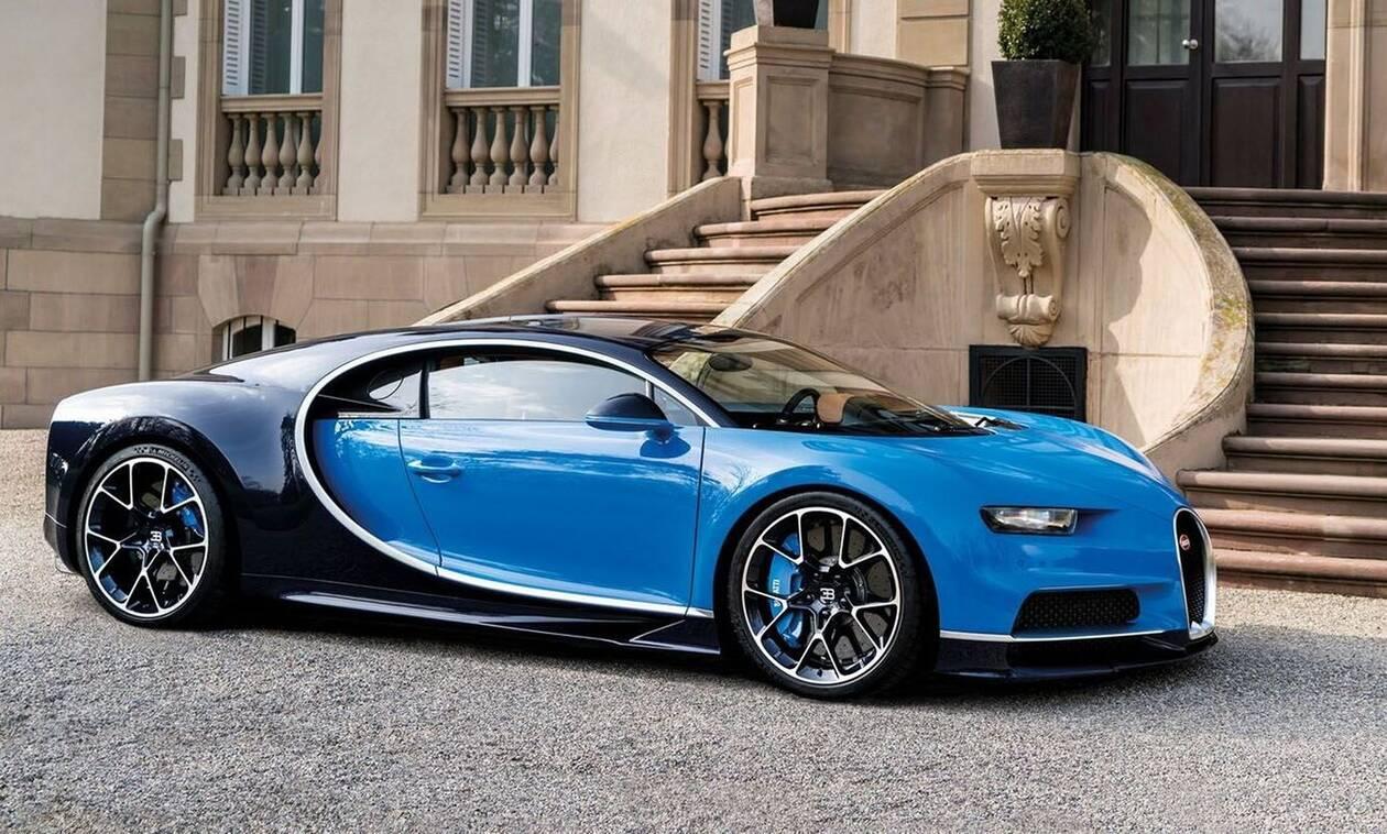 H Bugatti θα «αντισταθεί» στην ηλεκτροκίνηση και φυτεύει δέντρα
