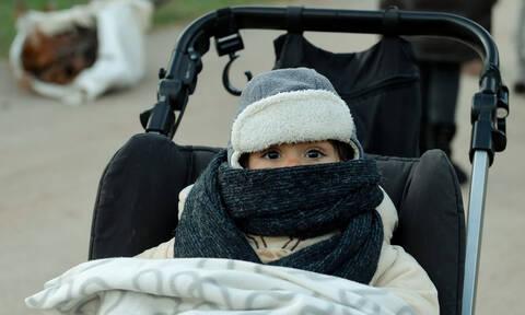 Καιρός: Ραγδαία η πτώση της θερμοκρασίας - Πού έδειξε μείον 7,5 βαθμούς Κελσίου - Παραμένει το κρύο