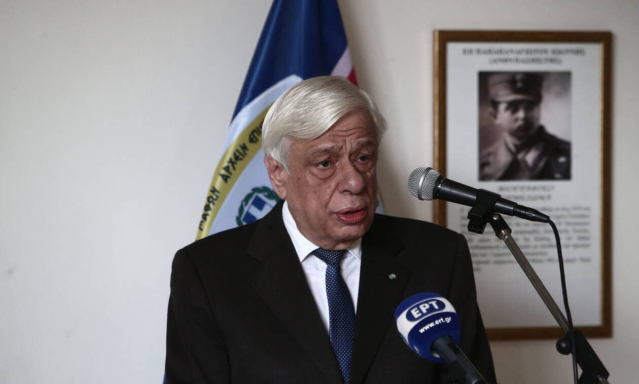 Greek president calls on Turkey to respect international, European laws