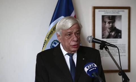 Greek president calls on Turkey to respect international, European laws