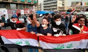 Ιράκ: Το Κοινοβούλιο αποδέχθηκε την παραίτηση της κυβέρνησης. Άλλος ένας διαδηλωτής νεκρός