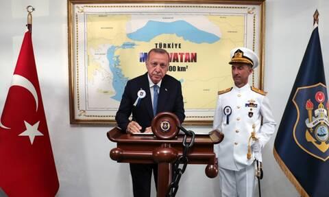 Οι Τούρκοι «εξαφανίζουν» το Καστελόριζο: Ισορροπίες τρόμου στο Αιγαίο και στην Μεσόγειο