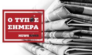 Εφημερίδες: Διαβάστε τα πρωτοσέλιδα των εφημερίδων (02/12/2019)